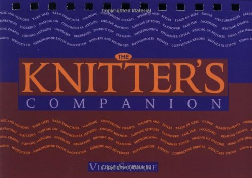 The Knitter's Companion (The Companion Series) (1883010136) by Vicki Square
