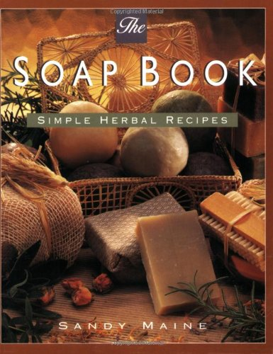 Soap Book: Maine, Sandy