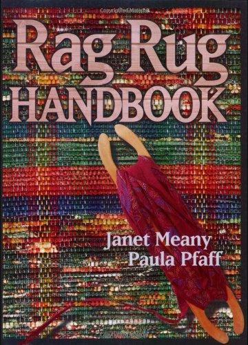 Rag Rug Handbook: Janet Meany; Paula