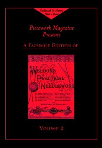 9781883010829: Weldon's Practical Needlework, Volume 2 (Weldon's Practical Needlework series)