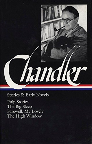 9781883011079: RAYMOND CHANDLER STORIES & EAR (Library of America)