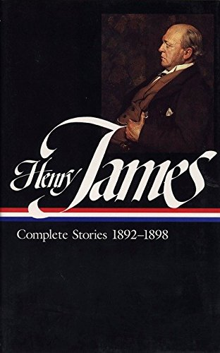 9781883011093: Henry James: Complete Stories 1892-1898, Volume 1 (Library of America)