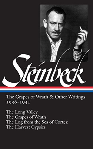 9781883011154: John Steinbeck: The Grapes of Wrath and Other Writings 1936-1941: The Grapes of Wrath, The Harvest Gypsies, The Long Valley, The Log from the Sea of Cortez (Library of America)
