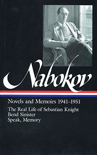 Vladimir Nabokov: Novels and Memoirs 1941-1951: The: Nabokov, Vladimir Vladimirovich