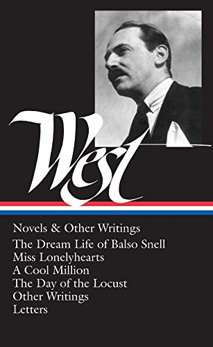Nathanael West: Novels and Other Writings: The: West, Nathanael