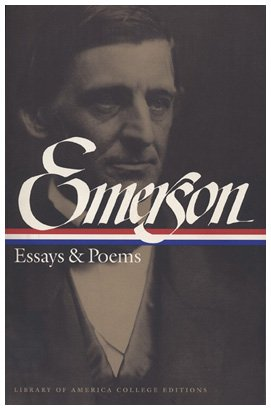 9781883011321: Ralph Waldo Emerson : Essays & Poems (Library of America College Editions)