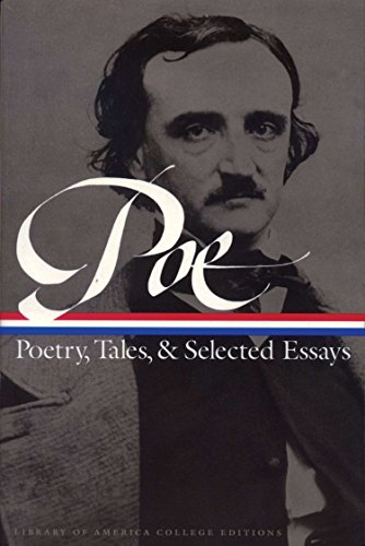 9781883011383: Edgar Allan Poe: Poetry, Tales, and Selected Essays (Library of America)