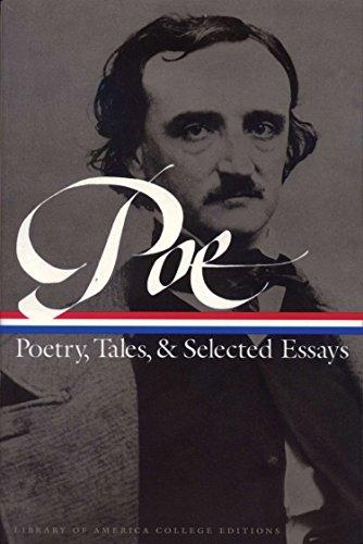 Edgar Allan Poe: Poetry, Tales, and Selected: Poe, Edgar Allan