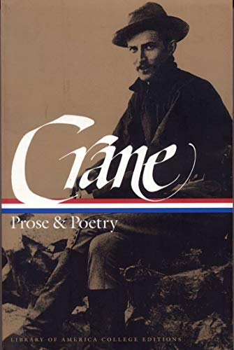 9781883011390: Crane: Prose and Poetry (Library of America)