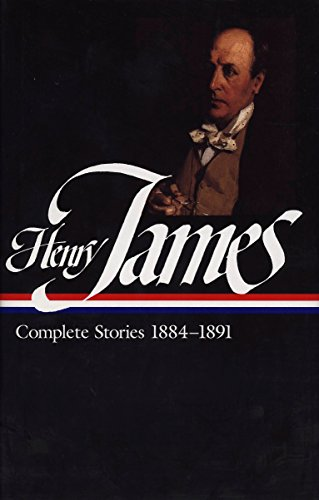 9781883011642: Henry James : Complete Stories 1884-1891 (Library of America)