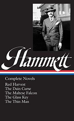 Dashiell Hammett Complete Novels: Red Harvest, The: Hammett, Dashiell
