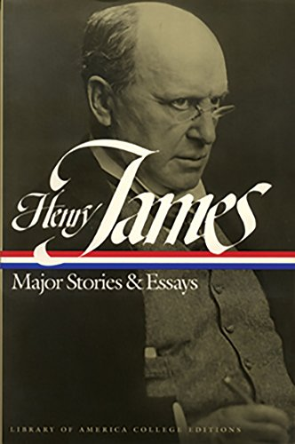 9781883011758: Henry James: Major Stories and Essays (Library of America College Editions)