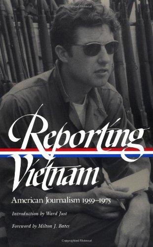 9781883011901: Reporting Vietnam: American Journalism: 1959-1975 (Library of America)