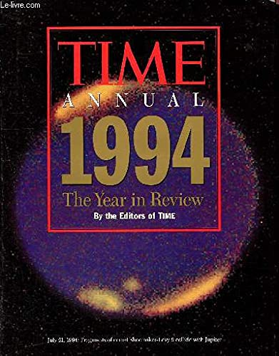 TIME Magazine Annual 1994 Year in Review