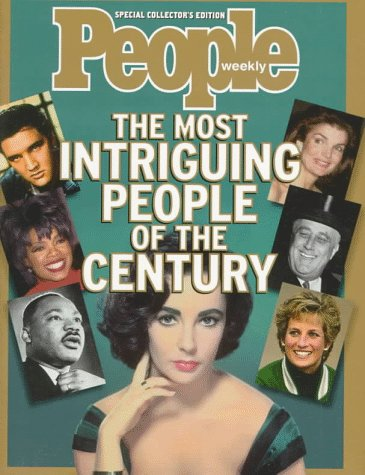 9781883013141: People: The Most Intriguing People of the Century