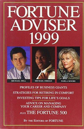 Fortune Adviser 1999: Editors of Fortune