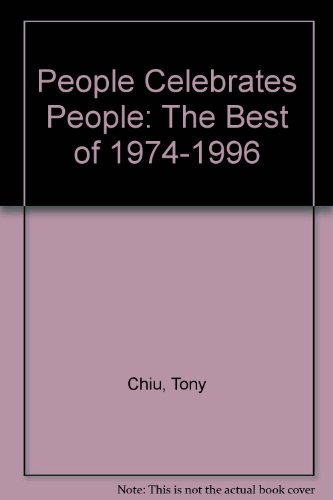 9781883013448: People Celebrates People: The Best of 1974-1996
