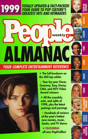 People Almanac 1999: Cader Books