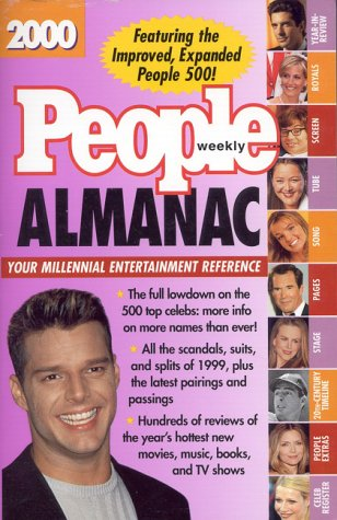 People Entertainment Almanac, 2000: Magazine, People; Magazine, People