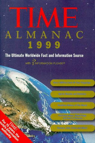 The Time Almanac 1999 (Cloth)