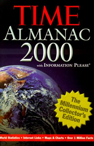 9781883013653: The Time Almanac 2000 (Time Almanac (Paper), 2000)