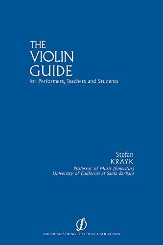 9781883026035: The Violin Guide