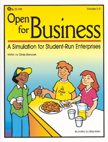 Open for Business - A Simulation for Student-Run Enterprises: Dandy Lion Pubns