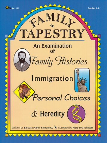 9781883055301: Family Tapestry - An Examination of Family Histories, Immigration, Personal Choices, and Heredity