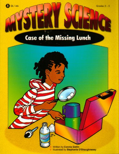 9781883055547: Mystery Science - Case of the Missing Lunch