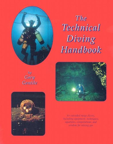 9781883056056: The Technical Diving Handbook