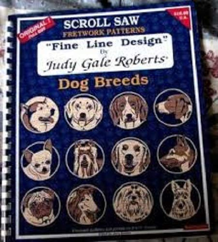 Design Book #9 - Dog Breeds Scroll