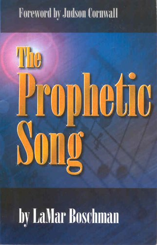 9781883092016: The Prophetic Song