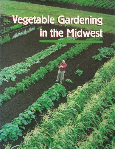 9781883097066: Vegetable Gardening in the Midwest