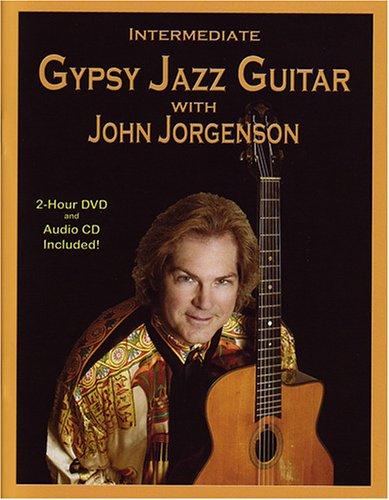 9781883175108: Intermediate Gypsy Jazz Guitar with John Jorgenson