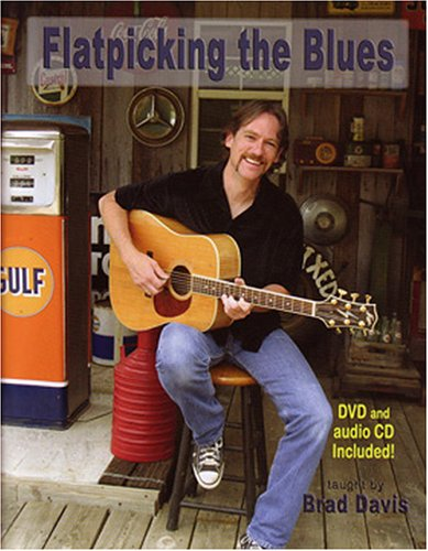 9781883175115: Flatpicking The Blues