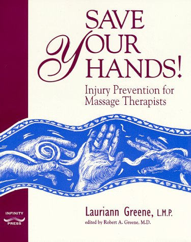 9781883195038: Save Your Hands!: Injury Prevention for Massage Therapists
