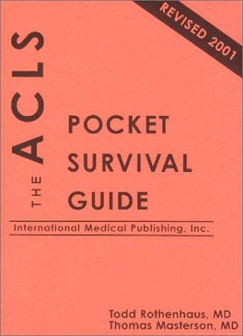 9781883205164: ACLS Pocket Survival Guide