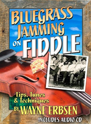 9781883206635: Bluegrass Jamming on Fiddle (Book & CD set)