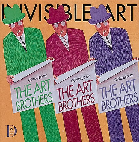 9781883211165: Invisible Art