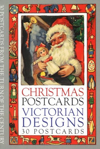 9781883211578: Christmas Postcards: Victorian Designs