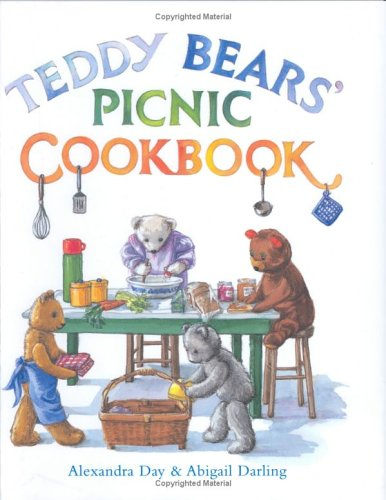 9781883211608: Teddy Bears' Picnic Cookbook