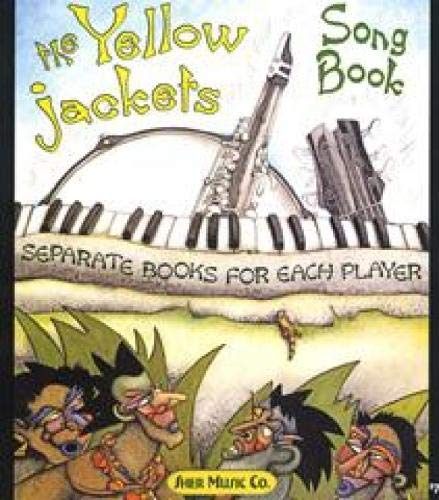9781883217068: The Yellowjackets Songbook