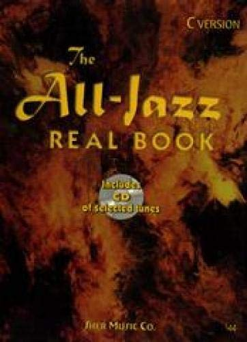 9781883217143: All Jazz Real Book (C Version with Free Audio CD) (The All Jazz Real Books)
