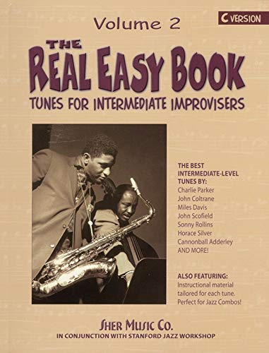 9781883217167: The Real Easy Book, Vol. 2: Tunes for the Intermediate Improvisers (C version)