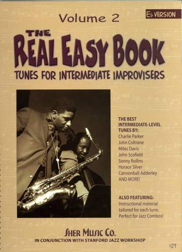 9781883217228: The Real Easy Book: Tunes for Intermediate Improvisers - Volume 2 (Eb Version)