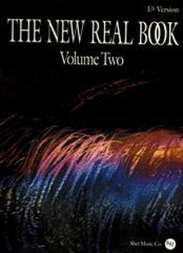 9781883217280: The New Real Book, Volume 2 (Key of Eb) (The New Real Easy Books)