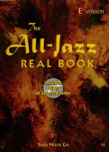 9781883217358: The All-jazz Real Book Eb + CD