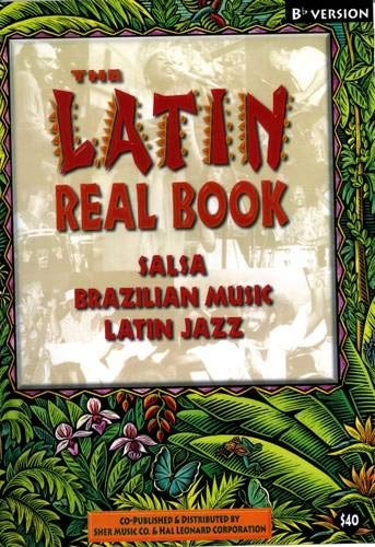 9781883217365: The Latin Real Book - B-Flat Edition
