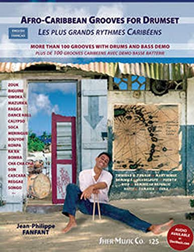 9781883217563: Afro-Caribbean Grooves For Drumset