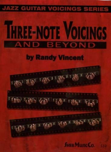 9781883217662: Three-Note Voicings and Beyond